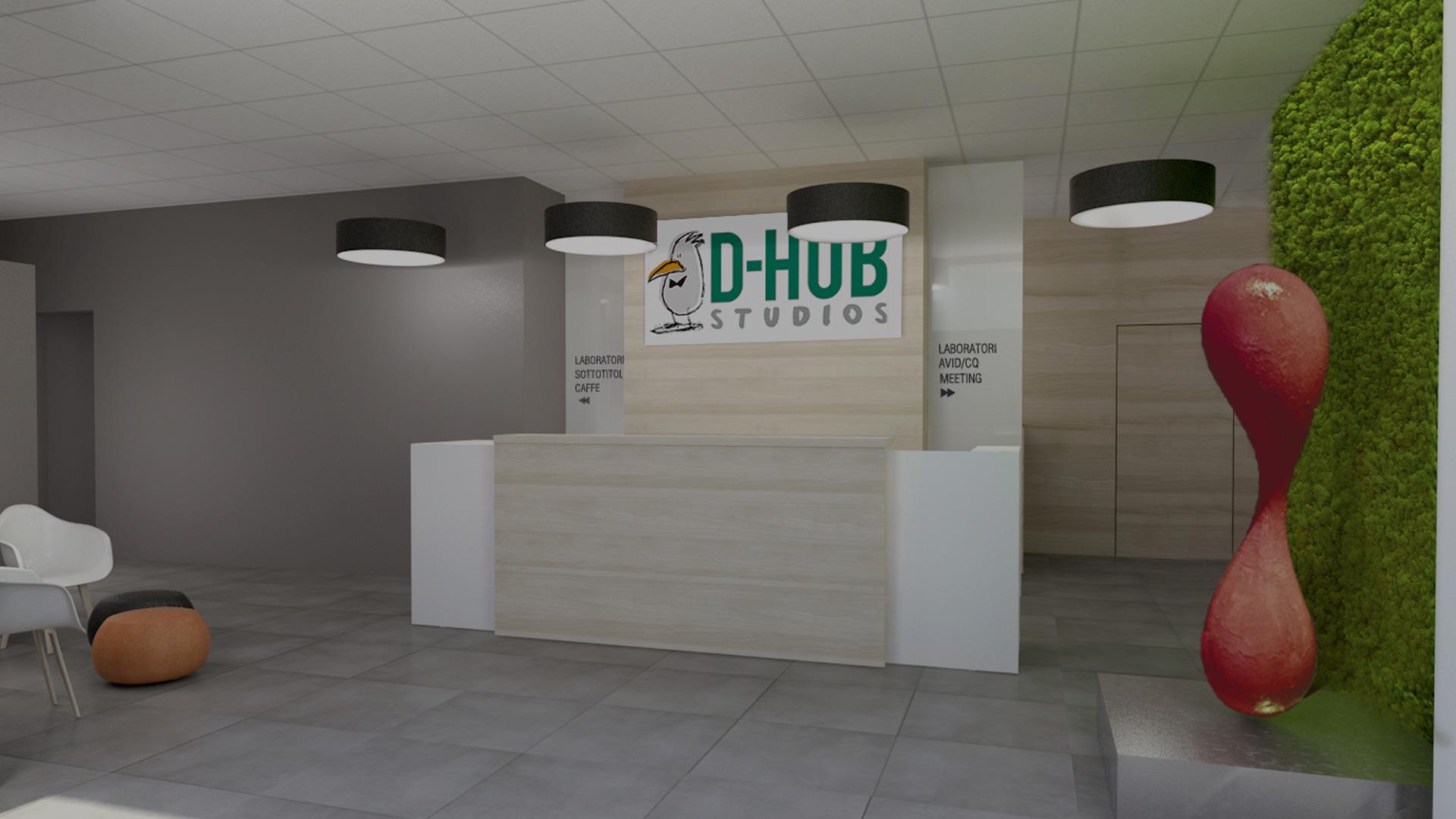 3d-dhub